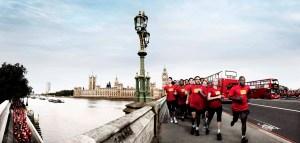 Nike+ Human Race 2009: London Launch